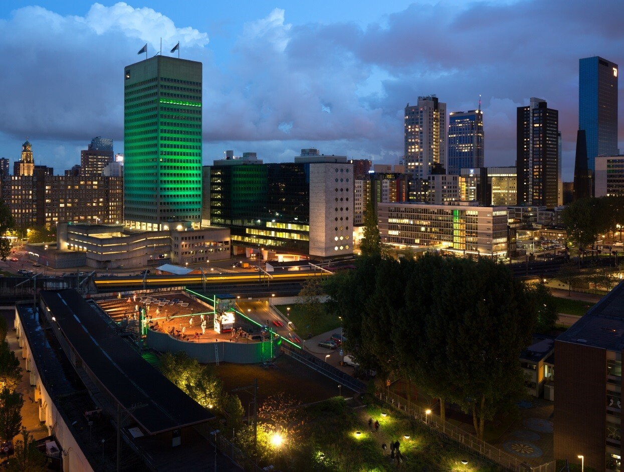 Draadloos DMX Rotterdam